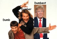 "New Dumb and Dumber sequel will feature Donald Trump as ""Dumbest"" a new character who will leave them laughing."