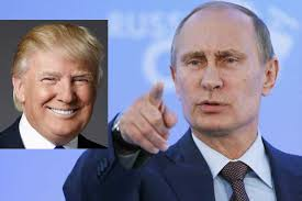 Vladimir Putin, undisputin dictator of Russia