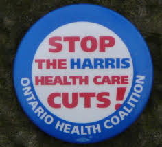 Harris Health Care Cuts
