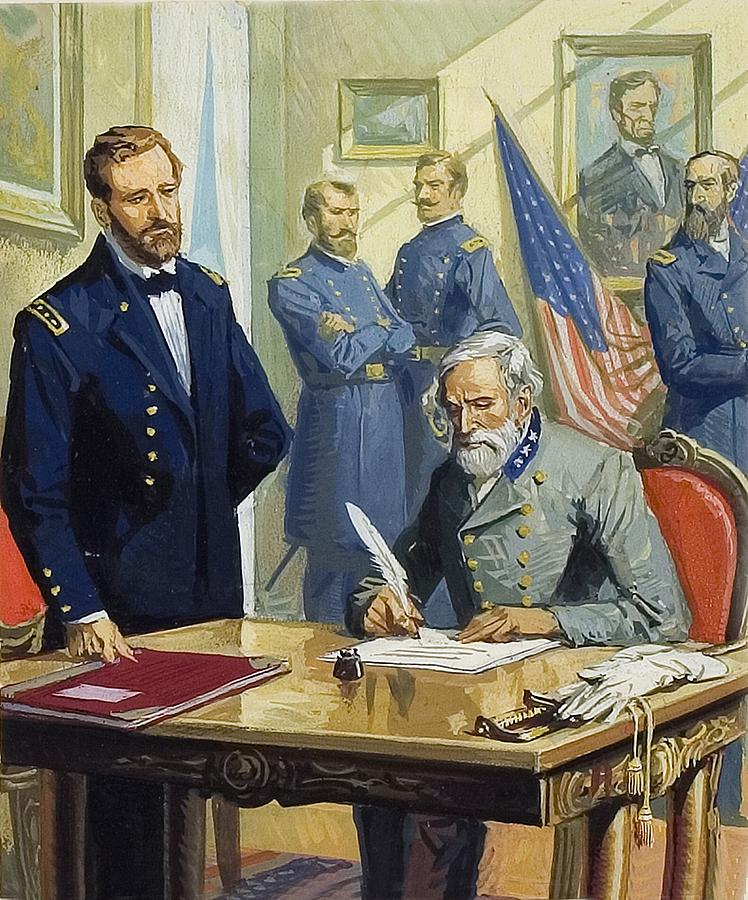 general-ulysses-grant-accepting-the-surrender-of-general-lee-at-appomattox-severino-baraldi